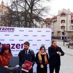 """Znamy kandydatów Lewicy Razem w wyborach do Parlamentu Europejskiego. """"Wyższe płace, niższe czynsze, bezpłatne leki"""""""
