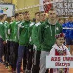 Juniorzy AZS UWM Olsztyn z dwiema porażkami na mistrzostwach Polski. W Dębicy trwa turniej finałowy