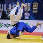 """Olsztyński judoka Maciej Sarnacki odpadł w pierwszej rundzie Grand Prix Tbilisi. """"Poczułem się za pewnie i rywal mnie zaskoczył"""""""