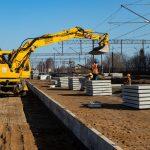 Kolejne przystanki dla pasażerów i wiadukt pod torami. PKP rozpoczyna remont na trasie z dworca głównego w Olsztynie do Gutkowa