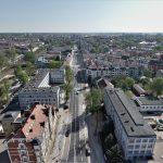 Na ten moment kierowcy czekali od dawna. W nocy otwarcie ulicy Partyzantów w Olsztynie