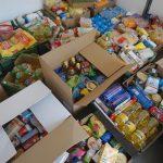 Mieszkańcy Warmii i Mazur po raz kolejny nie zawiedli! Podczas Wielkanocnej Zbiórki Żywności zebrano prawie 26 ton produktów
