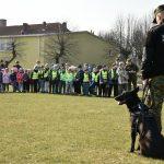 Dzieci i młodzież odwiedziły kętrzyńskie jednostki Straży Granicznej