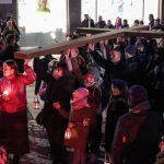 Procesja drogi krzyżowej w Olsztynie. Wierni przeszli ulicami Starego Miasta
