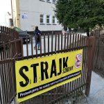 Co dalej ze strajkiem nauczycieli na Warmii i Mazurach? Kurator oświaty zapewnia: wszystkie egzaminy odbędą się w terminie