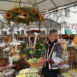 Rękodzieło artystyczne Koła Gospodyń Wiejskich w Kozłowie dotarło do Wiednia