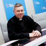 Ks. Wojsław Czupryński: Wielka Sobota to najodpowiedniejszy moment na przyjęcie Chrztu Świętego
