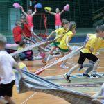 Promocja sportu i współzawodnictwa. W Olsztynie zorganizowano pierwszy miejski turniej przedszkolaków