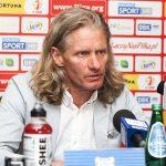 Piłkarze Stomilu Olsztyn wyjechali na obóz do Nieborowa