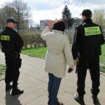 Wiosenne porządki w Elblągu. Straż Miejska sprawdziła, czy mieszkańcy dbają o swoje otoczenie