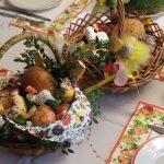 W Wielką Sobotę święciliśmy pokarmy na wielkanocny stół. W koszyczkach królowało jajko, czyli symbol nowego życia