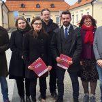 Lewica Razem przedstawiła listę kandydatów do Europarlamentu w okręgu obejmującym Warmię, Mazury i Podlasie