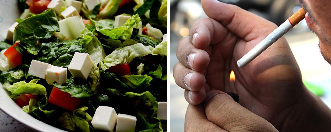 Niezdrowa Dieta Bardziej Zabojcza Niz Palenie Problemem Nie Jest
