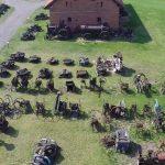 """""""Wartość historyczna zbioru jest bezcenna"""". Największa kolekcja kieratów konnych spod Olsztyna w Księdze Rekordów Guinnessa"""