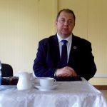 Trwa kampania wyborcza do Parlamentu Europejskiego. Wojciech Kossakowski spotkał się z mieszkańcami Mazur
