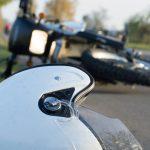 Tragiczny finał policyjnego pościgu w okolicach Dobrego Miasta. Nie żyje młody motocyklista