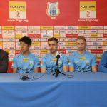 Stomil Olsztyn zaprezentował nowych zawodników. Czy pomogą drużynie w sobotnim starciu z Chojniczanką Chojnice?
