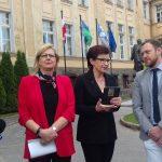 Jak mówi walczy o prawa kobiet. Kandydatka Koalicji Europejskiej z Ełku zaprezentowała program wyborczy