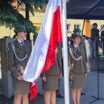 Awanse na wyższe stopnie, medale i nagrody. W Kętrzynie straż graniczna świętuje rocznicę odzyskania przez Polskę niepodległości
