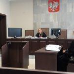 Za biedny by przeprosić prezydenta Olsztyna. Odroczono proces w sprawie gróźb pod adresem Piotra Grzymowicza
