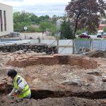 Kętrzyn szykuje nową atrakcję turystyczną. Miasto odtwarza średniowieczne relikty Zamku Krzyżackiego