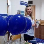 Targi pracy w Ełku. Zorganizowało je Młodzieżowe Biuro Karier OHP