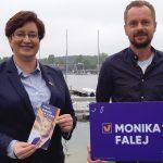 Monika Falej: Potrzebujemy godnej reprezentacji w Europarlamencie. Chcemy dodać Europie skrzydeł