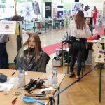 O fryzjerstwie marzyła od dziecka. Reprezentantka Warmii i Mazur wśród najsprawniejszych uczniów fryzjerstwa w Polsce