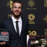 Filip Kurto pochodzący z Olsztyna najlepszym bramkarzem w lidze australijskiej