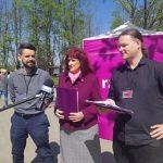 Kandydaci koalicji Lewica Razem w Eurowyborach przedstawili założenia pakietu pracowniczego