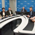 Czy wybory do Parlamentu Europejskiego były testem przed jesiennymi wyborami do sejmu i senatu? Posłuchaj audycji My, Wy, Oni