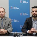 Bartosz Grucela: Jesteśmy za wprowadzeniem ogólnoeuropejskiej konstytucji. Andrzej Wyrębek: Polska będzie unijnym sługusem