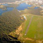 Aeroklub wygrał z Lasami Państwowymi. Las przy olsztyńskim lotnisku w Dajtkach pójdzie pod topór