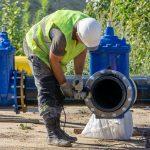 Będzie ekologicznie i nowocześnie. W Bartężku koło Morąga oddano do użytku sieć wodno-kanalizacyjną