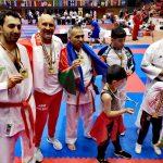Elblążanin zdobył złoty medal na mistrzostwach świata w karate shotokan w Bukareszcie