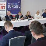 Kandydaci PiS do Parlamentu Europejskiego podsumowują kampanię wyborczą