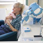 EMOstrefa, czyli przyjazne miejsce dla dzieci i rodziców. Szpital Dziecięcy w Olsztynie wzbogacił się o wyjątkowy kącik