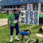Konrad Bukowiecki najlepszy na zawodach w Austrii