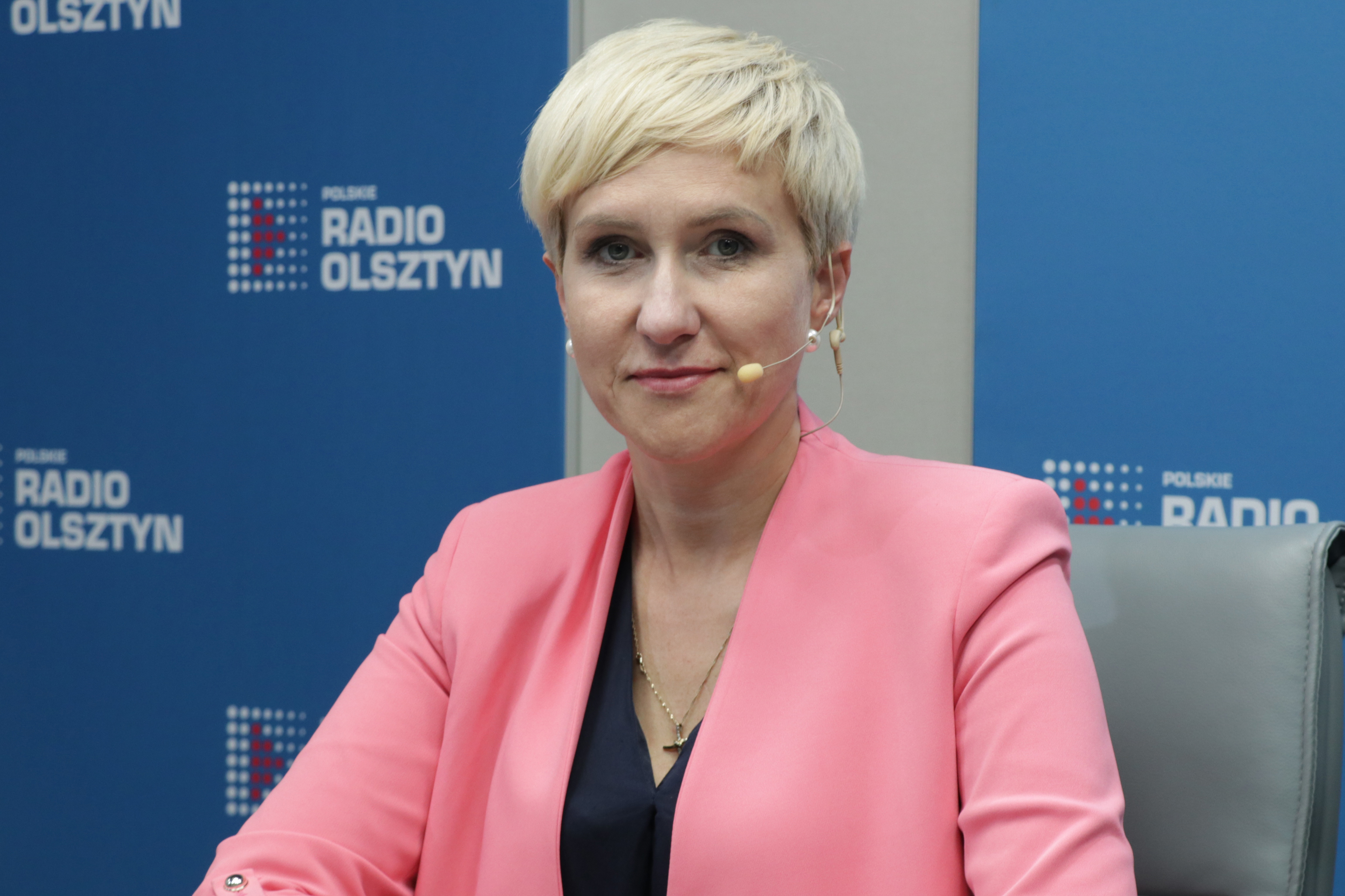 Urszula Pasławska. Fot. Ł. Sadlak