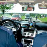 Majowy weekend na drogach. Warmińsko-mazurscy policjanci patrolują trasy krajowe i wojewódzkie