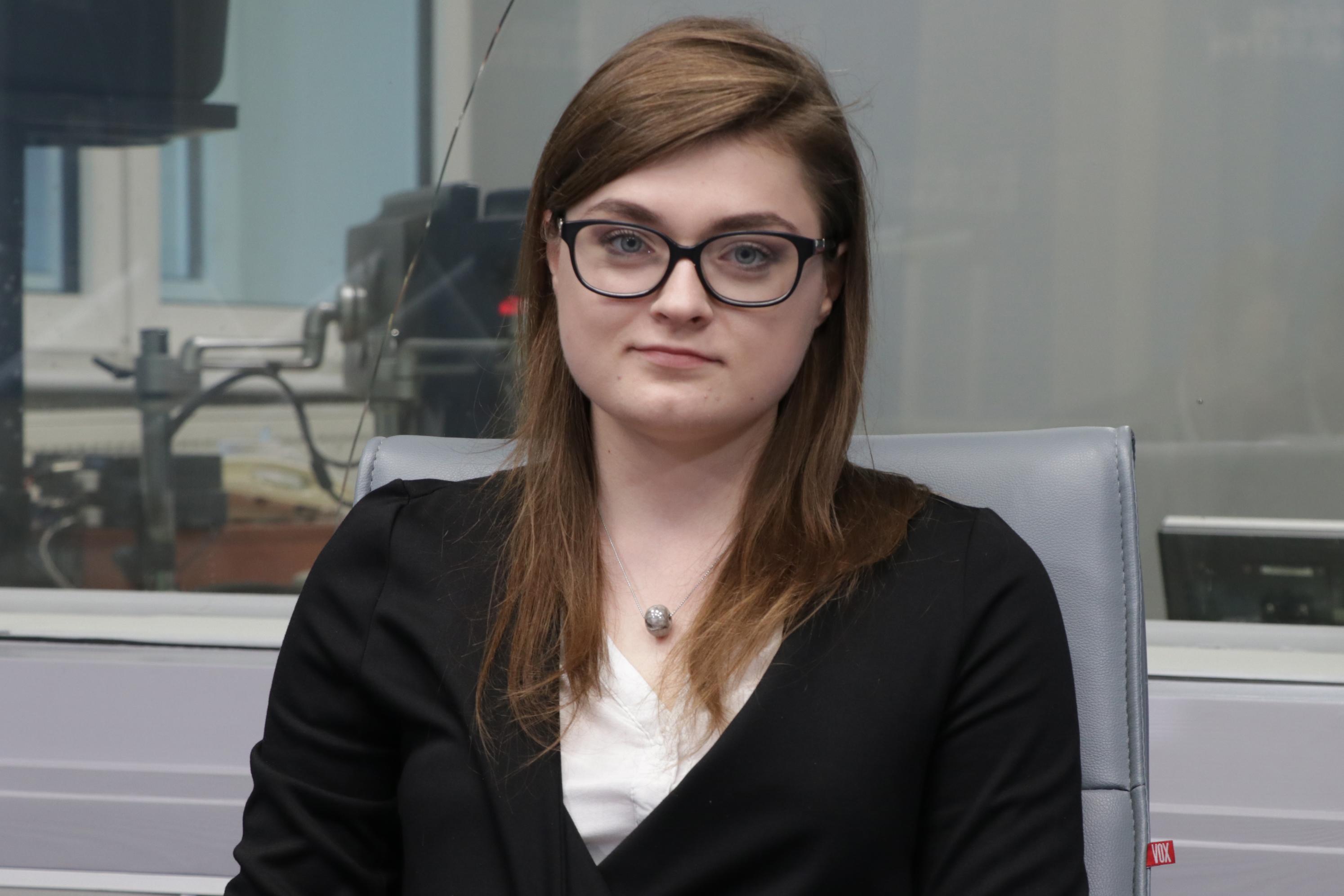 Katarzyna Rosińska. Fot. Ł. Sadlak