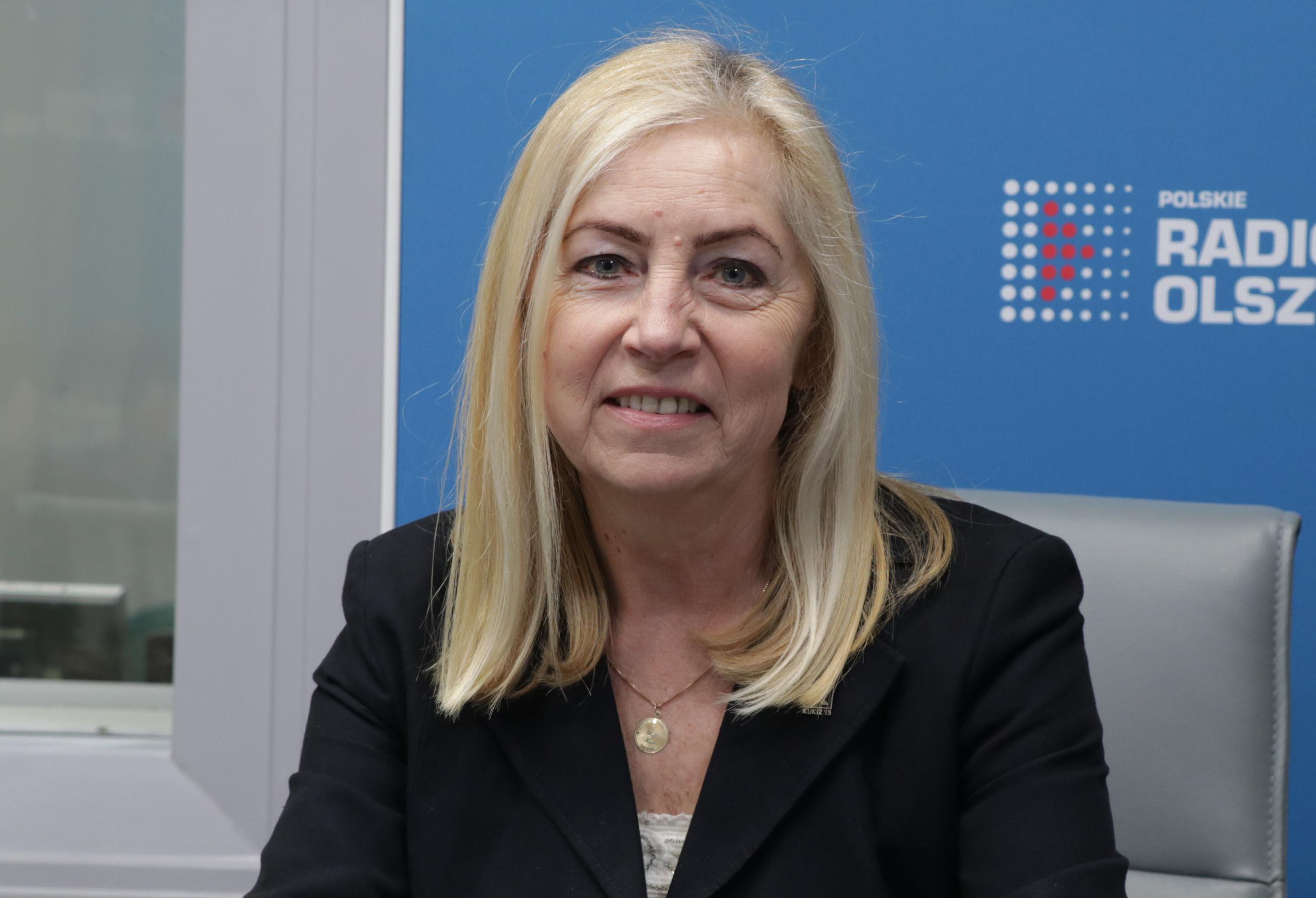 Wanda Jankowska. Fot. Ł. Sadlak