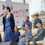 """Narodowe Granie w dniu urodzin ojca opery narodowej. W koncercie """"Wiwat Moniuszko!"""" wystąpili aktorzy Teatru Jaracza w Olsztynie"""