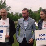 Tomasz Frankowski w Ełku: Polacy mają prawo do świadczeń na europejskim poziomie