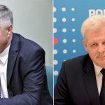 Ochrona polskiej waluty, utrzymanie rządowych programów i poszanowanie wartości. Krzysztof Jurgiel i Grzegorz Kierozalski odwiedzili Elbląg