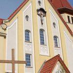 Podwójny jubileusz węgorzewskiej parafii. Kościół pw. Dobrego Pasterza otrzymał relikwie św. Jana Pawła II