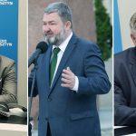 Karski i Jurgiel kontra Frankowski w walce o dwa mandaty w wyborach do Parlamentu Europejskiego