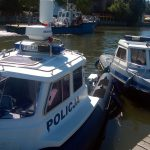Elbląg gotowy do sezonu na wodzie. Policja rozpoczęła patrole na akwenach wokół miasta