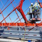 Kończą się najważniejsze prace na południowej obwodnicy Olsztyna. Za miesiąc droga ma być oddana do użytku
