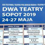 """Zakończył się 19. Festiwal """"Dwa Teatry – Sopot 2019"""""""